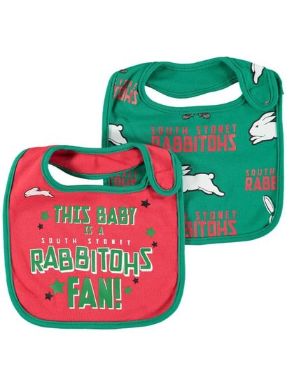 Nrl Infant 2 Pk Bib