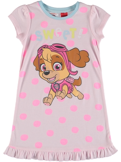 Girls License Nightie - Paw Patrol