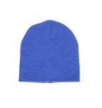 ROYAL BLUE KIDS BEANIE