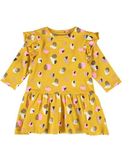 Toddler Girl Long Sleeve Dress