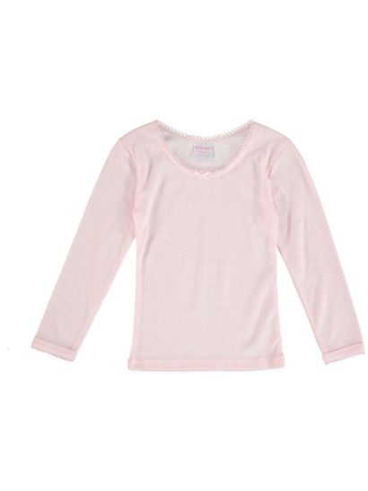 Girls Thermal Long Sleeve