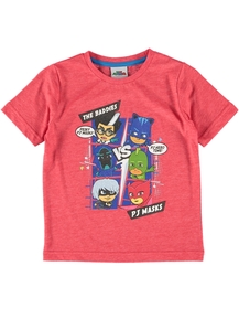 Toddler Boys PJ Masks T-Shirt