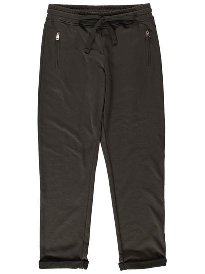 Womens Terry Zip Trackpant
