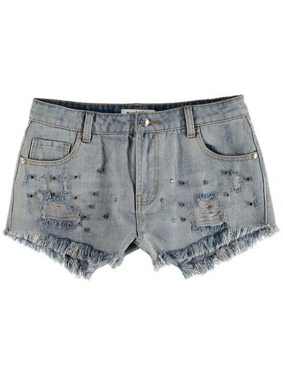 Womens Youth Miss Mango Denim Short