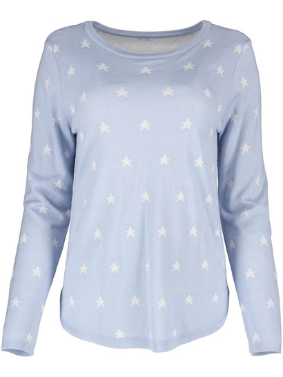 Jacquard Pullover Womens