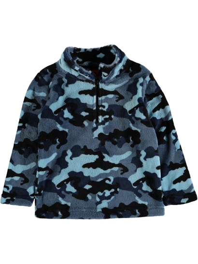 Boys Polar Fleece Pullover