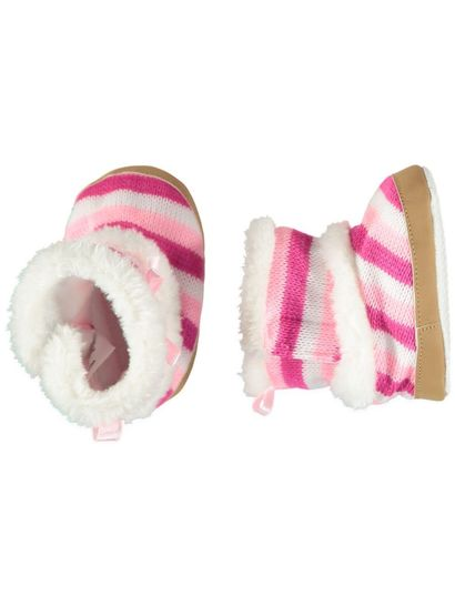 Baby Girl Slipper Boot