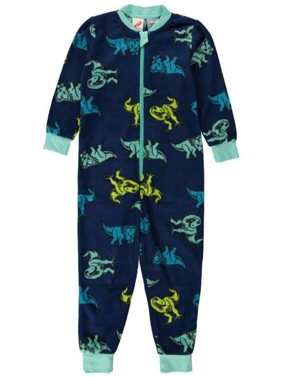 Boys Fleece Onesie