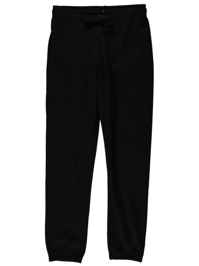 Boys Plain Fleece Trackpants