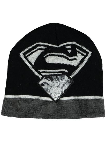 Boys Superman Beanie