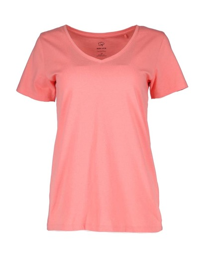 WOMENS ORGANIC COTTON SHORT SLEEVE TEE