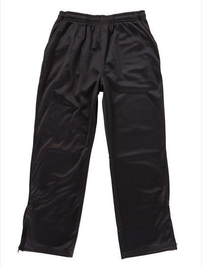 BLACK KIDS TRICOT TRACKPANTS