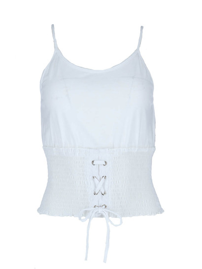 Womens Youth Miss Mango Corset Tank
