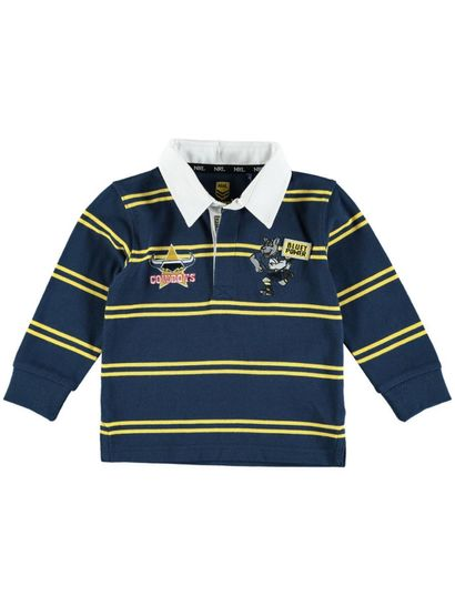 Nrl Toddler Stripe Rugby Top