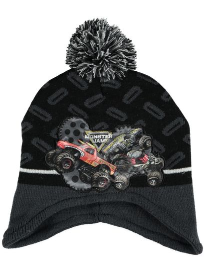 Toddler Boy Monster Jam Beanie