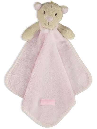 BEAR COMFORTER SNUGGLE TOY