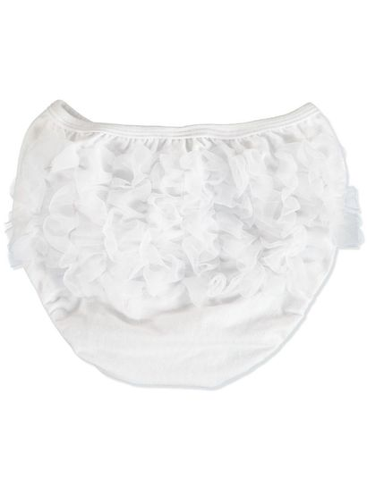 BABY FRILLY BACK NAPPY COVER