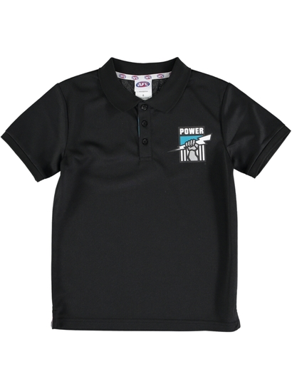 Youth Afl Sp Mesh Polo
