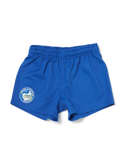 TODDLER NRL FOOTY SHORTS