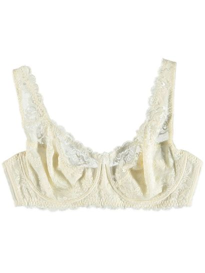Full Figure Underwire Lace Bra