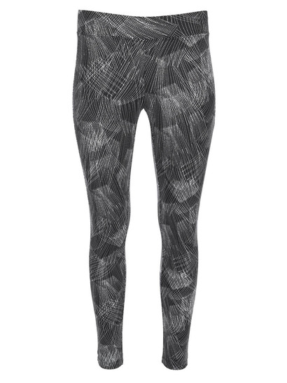 Womens Plus Active Print Legging