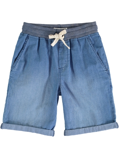 Boys Chambray Short