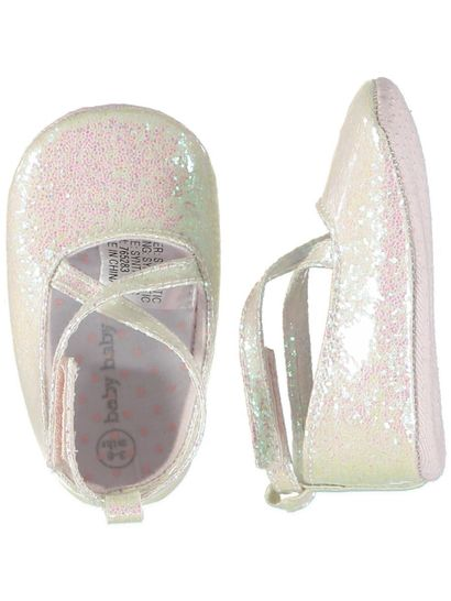 Baby Girl Soft Sole Mary Jane