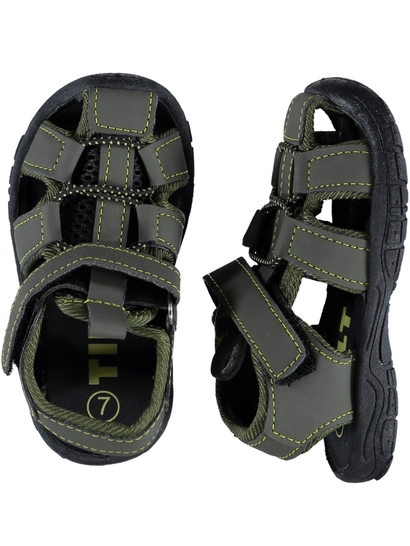 Toddler Boy Caged Sandal