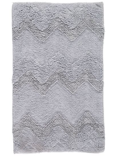 Chevron Textured Mat