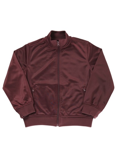 MAROON KIDS TRICOT JACKET