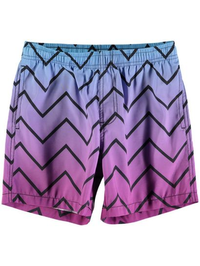 Boys Print Volley Short