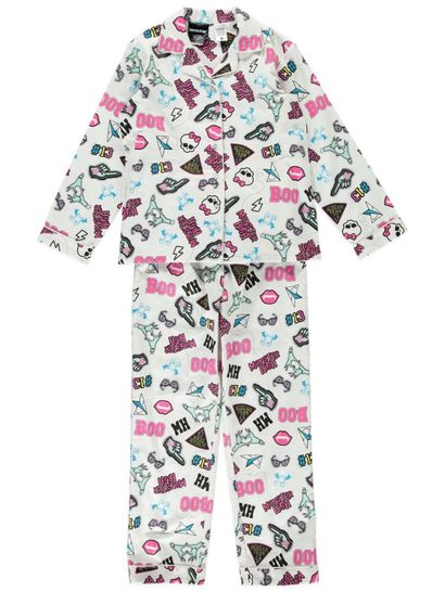 Girls Monster High Pyjama