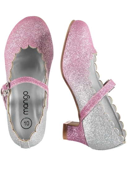 Toddler Girl Dance Shoe