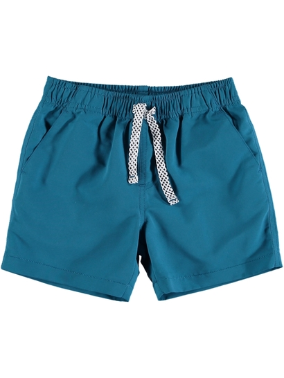 Boys Plain Volley Shorts