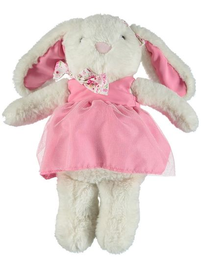 Dress Rabbit Plush