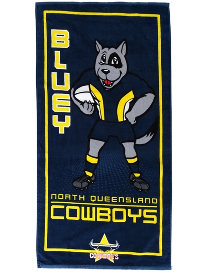 North Queensland Cowboys Beach Towels  0bd5428ffb8a