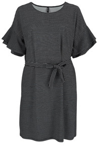 Womens Flare Sleeve Dress