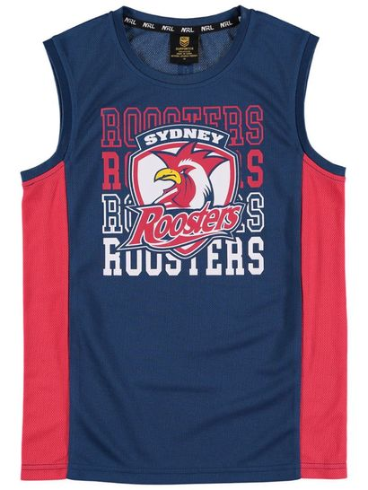 Youth Nrl Mesh Muscle