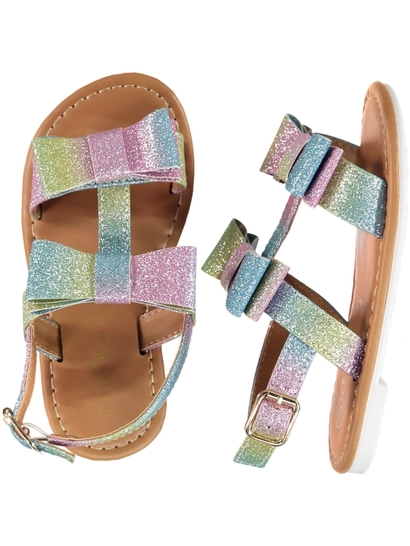 Toddler Girl Bow Sandal