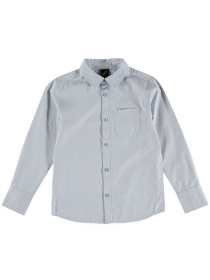 Boys Ls Formal Shirt