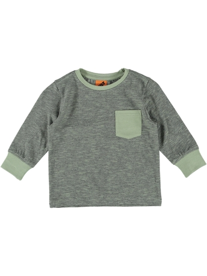 Toddler Boys Long Sleeve Top