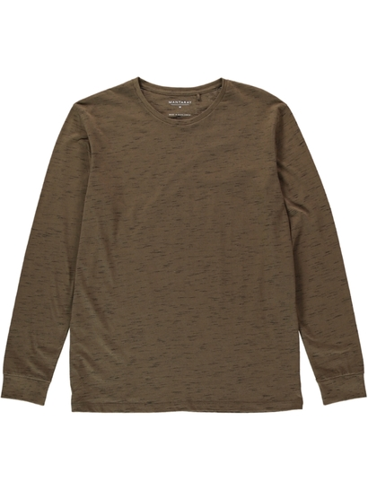 Mens Ls Fashion Tee