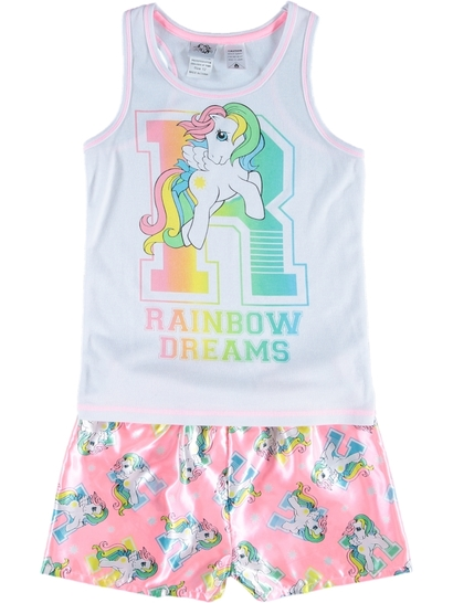 Girls Licence Pyjamas - My Little Pony