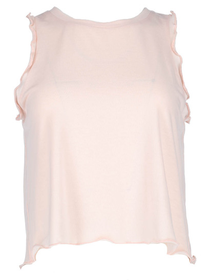 Miss Mango Solid Tank Top
