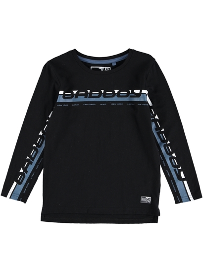 Toddler Bad Boy Long Sleeve Tee