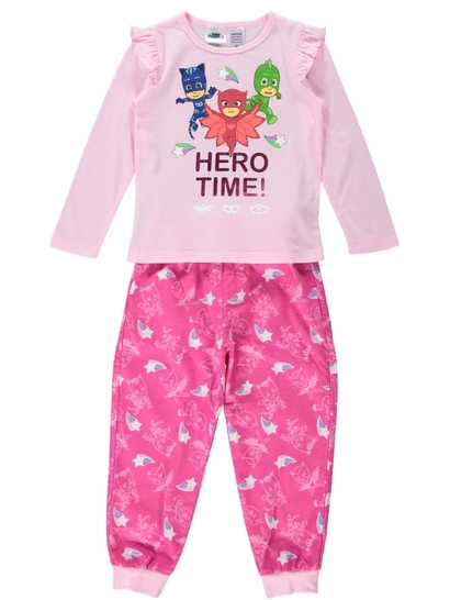 Toddler Girls PJ Masks Set