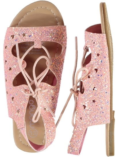Girl Embellished Sandal