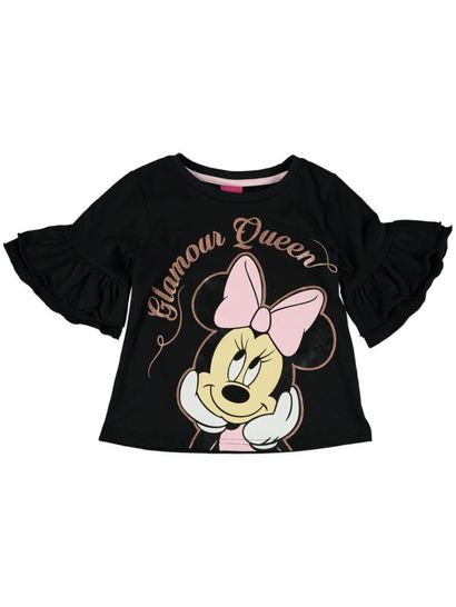 Toddler Girl Minnie Fashion Top