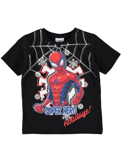 Toddler Boys Spiderman Tee