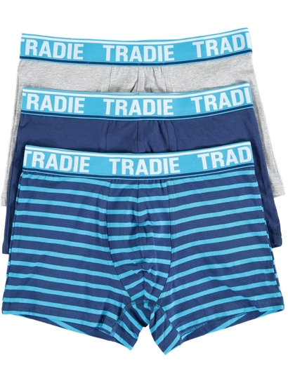 Tradie 3Pk Trunks